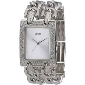 GUESS watch MOD HEAVY METAL - W95088L1