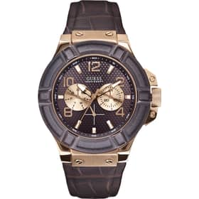 GUESS watch RIGOR - W0040G3
