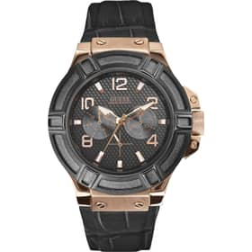 GUESS watch RIGOR - W0040G5