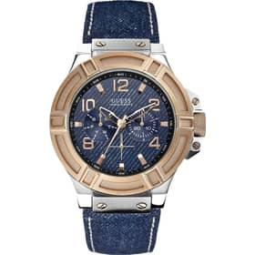 GUESS watch RIGOR - W0040G6