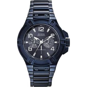 GUESS watch RIGOR - W0041G2
