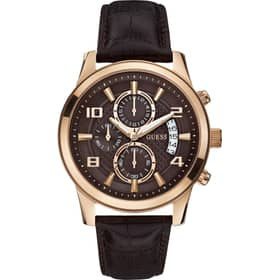 GUESS watch EXEC - W0076G4