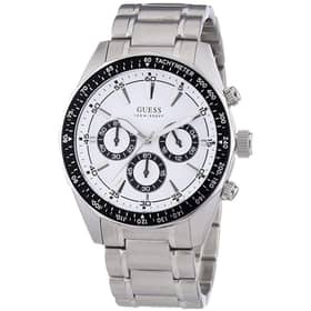 GUESS watch DODECAGON - W16580G1