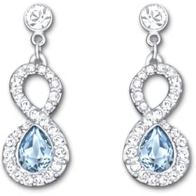 EARRINGS SWAROVSKI AFIRE - 5038194
