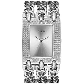 GUESS watch HEAVY METAL - W13097L1