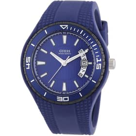 GUESS watch FIN - W95143G4