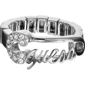 RING GUESS BASIC COLLECTION - UBR80933