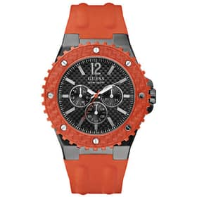 GUESS watch OVERDRIVE - W11619G4