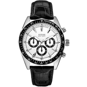 GUESS watch DODECAGON - W13592G1