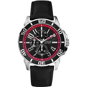 GUESS watch RACER - W10602G1
