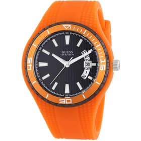 GUESS watch FIN - W95143G5