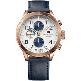 TOMMY HILFIGER watch TRENT - TH-248-1-34-1822