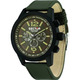 Orologio SECTOR OVERLAND - R3251102012