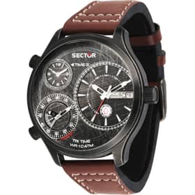 SECTOR watch TRAVELLER - R3251504003