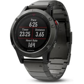 GARMIN watch FENIX 5 - 010-01688-21