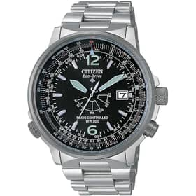 CITIZEN watch CITIZEN PILOT RADIOCONTROLLED - AS2020-53E
