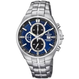 FESTINA watch TIMELESS CHRONOGRAPH - F6862-3