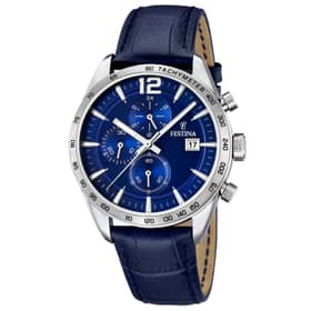 FESTINA watch TIMELESS CHRONOGRAPH - F16760-3