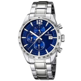 FESTINA watch TIMELESS CHRONOGRAPH - F16759-3