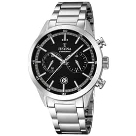 FESTINA watch TIMELESS CHRONOGRAPH - F16826-3