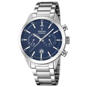 FESTINA watch TIMELESS CHRONOGRAPH - F16826-2