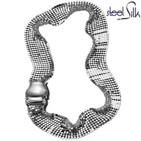 NECKLACE BREIL STEEL SILK - TR.TJ1226