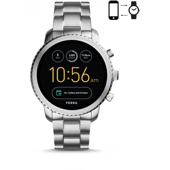 Fossil Smartwatch Q explorist - FTW4000