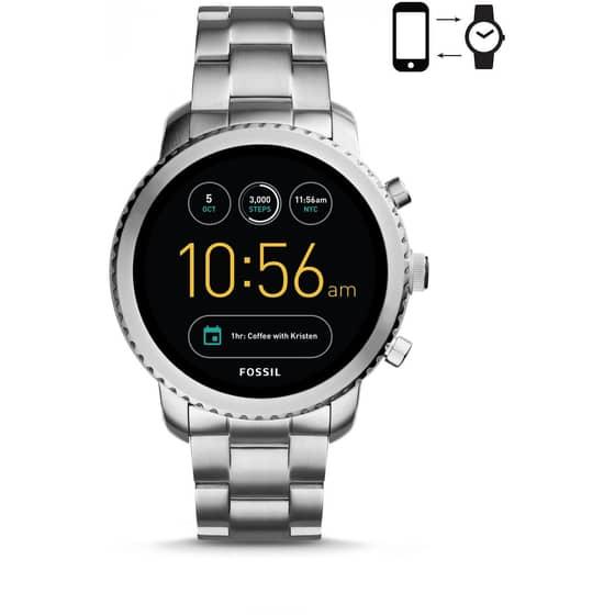 Orologio Smartwatch Fossil Q explorist - FTW4000
