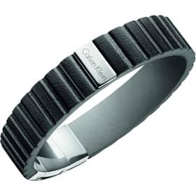 ARM RING CALVIN KLEIN PLATE - KJ5SBB090100