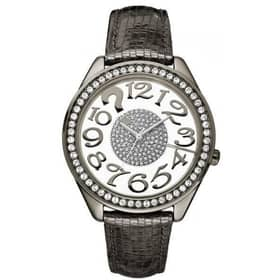 GUESS watch CLEARLY QUIZ - W13096L2