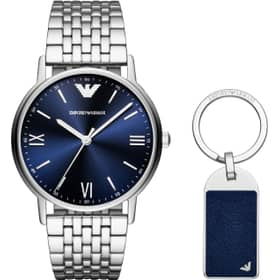 EMPORIO ARMANI watch CONNECTED - AR80010