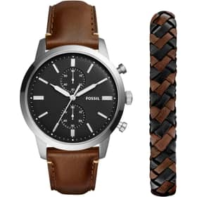 FOSSIL watch TOWNSMAN - FS5394SET