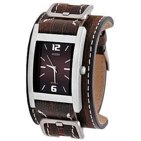 GUESS watch MALE BUCKLE UP - 75540G1