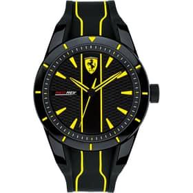 SCUDERIA FERRARI watch REDREV - 0830482