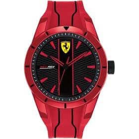 SCUDERIA FERRARI watch REDREV - 0830496