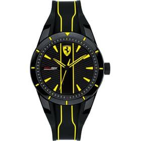 SCUDERIA FERRARI watch REDREV - 0830480