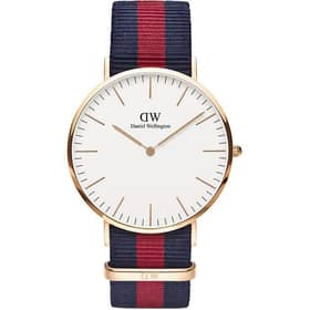 DANIEL WELLINGTON watch CLASSIC - DW00100001