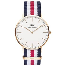 DANIEL WELLINGTON watch CANTERBURY - DW00100002