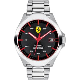 SCUDERIA FERRARI watch AERO - 0830507