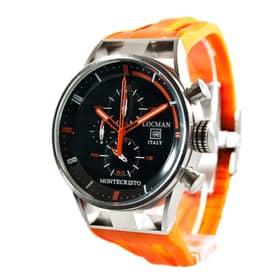 LOCMAN watch MONTECRISTO - 051000BKFOR0GOO