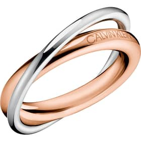 RING CALVIN KLEIN DOUBLE - KJ8XPR200106
