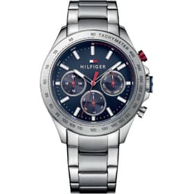 TOMMY HILFIGER watch HUDSON - TH-289-1-14-1995