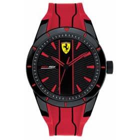 SCUDERIA FERRARI watch REDREV - 0830539
