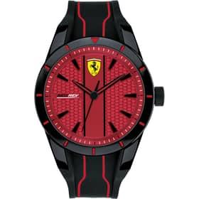 SCUDERIA FERRARI watch REDREV - 0830540