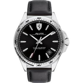 SCUDERIA FERRARI watch PILOTA - 0830523
