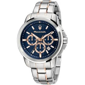 MASERATI watch SUCCESSO - R8873621008