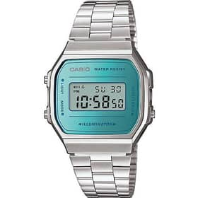 CASIO watch COLLECTION - A168WEM-2EF