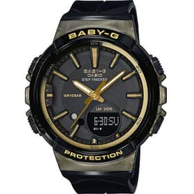 CASIO watch BABY G-SHOCK - BGS-100GS-1AER