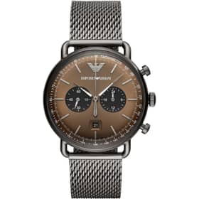 EMPORIO ARMANI watch AVIATOR - AR11141