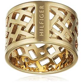 RING TOMMY HILFIGER CLASSIC SIGNATURE - 2700750D
